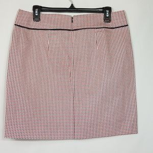 Ann Taylor Skirts - Ann Taylor Pencil Skirt Patterned Size 8 New G12